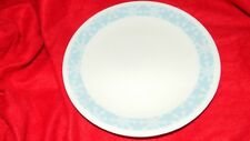 CORELLE CRYSTAL FROST LUNCH PLATES 8.5 INCH X 4 BRAND NEW FREE USA SHIP