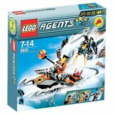 Lego Agents 8631 Jet Pack Pursuit