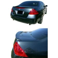 Un-Painted for 2006-2007 HONDA ACCORD 4DR Factory-Style Lip Mount Rear Spoiler