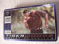 New Unused NIKE Tiger Woods 2000 PGA championship collectors tin golf balls