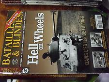Revue Batailles & Blindes  n°27 Enfer de la Roer Lysjanka Mai 1940 Arras Tunisie
