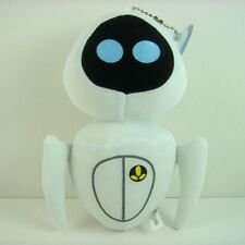 """LATEST 6.5"""" Pixcar Wall E EVE White Plush Figure Suction Toy Doll + GIFT"""