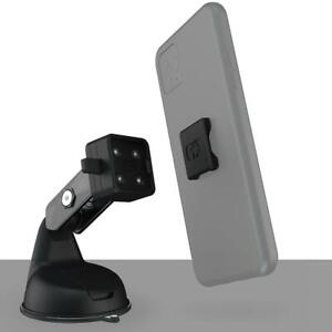 Oxford CLIQR Universal Car Suction Phone Holder Windscreen Mount Cradle OX867
