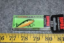 Rapala CD-3 Countdown Fishing Lure