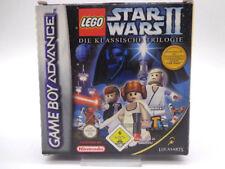GAMEBOY ADVANCE GIOCO-LEGO STAR WARS II (2) (con imballo originale) (PAL) 10830239