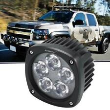 """Auxbeam 4""""inch Round Off Road Spot LED Work Lights Driving Lamp For Jeep Truck"""