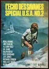 L'ECHO DES SAVANES SPECIAL USA N°2. 1977.