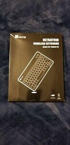 """Fintie Ultrathin Wireless Keyboard Made For 8"""" Tablet PC"""