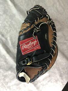 Rawlings RCM45BT Youth Catchers Mitt Glove Lite Toe Fastback Model Right Hand A3