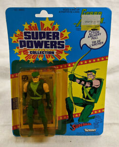 DC Super Powers Collection Green Arrow Action Figure - Sealed - Canadian