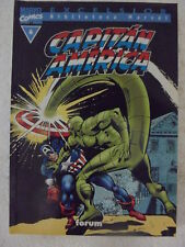 Biblioteca Marvel,Capitan America num.6 Forum