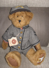 Boyds Dixon Confederate soldier teddy bear