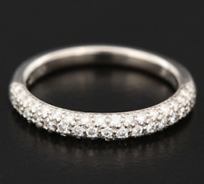 $3250 / NEW / Scott Kay Palladium Platinum Diamond Band / 0.55 CT Diamond