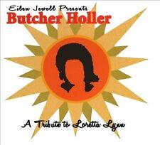 NEW..Butcher Holler: A Tribute to Loretta Lynn [Digipak] by Eilen Jewell  CC1139