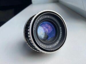 Rare lens Biometar f2.8 80mm - Carl Zeiss - mount Pentacon Six