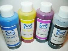 HP920  HP 920 PRINTER INK CISS CIS REFILL CARTRIDGE KIT TOP QUALITY GERMAN OCP