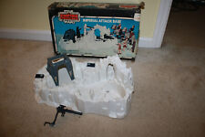 Vintage Star Wars Imperial Attack Base w/Box - A805