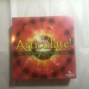 *New Sealed* Articulate - The Fast Talking Description Game Ventura Games