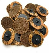New listing Abrasive Non Woven Nylon Surface Conditioning Disc R-Type 2 inch Brown Coarse