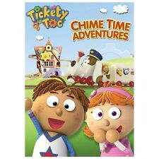 Tickety Toc: Chime Time Adventures (DVD, 2013) NEW Target Exclusive