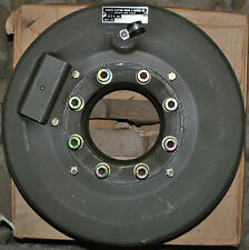 Warner Trailer Electric Brake Assembly Military WWII Green 50828 WW2,M2,M5