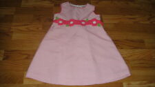 BOUTIQUE FLORENCE EISEMAN GIRLS 4 PINK FLOWER DRESS