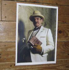 Hercule Poirot David Suchet The Nile POSTER