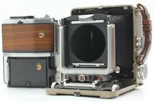 【Near MINT】 Wista 45 D 4x5 Large Format Field Camera w/ Slide Adapter from JAPAN
