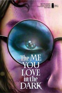 🚨😱 THE ME YOU LOVE IN THE DARK #1 HAL LAREN Exclusive Variant LTD 500