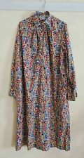 Dress, Liberty of London, 1970 Vintage Floral Maxi Dress, Used in Good Condition