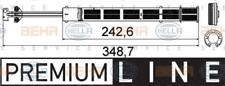 Trockner, Klimaanlage für Klimaanlage HELLA 8FT 351 192-561