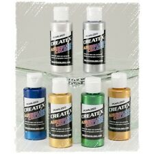 Createx Classic Airbrush Color 6 x 60ml Mother of pearl Set Art.Nr. 115399