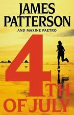4th of July No. 4 by James Patterson and Maxine Paetro (2005, First Edition)