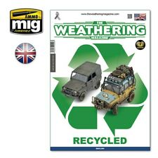 Ammo by Mig - The Weathering Magazine Issue 27. Recycled A.MIG-4526