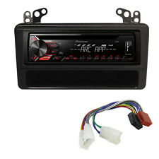 Pioneer DEH-1900UB CD MP3 USB Stereo Fitting Kit for Toyota Celica 2002>