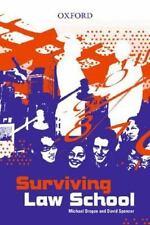 Surviving Law School-ExLibrary