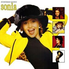 SONIA - EVERYBODY KNOWS NEW CD