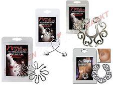 Piercing-Schmuck aus Sterlingsilber für den Intimbereich (Damen)