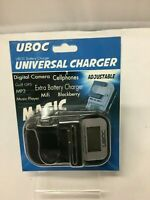 Universal Battery Charger UBOC New in retail packaging