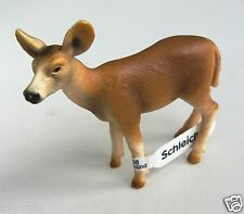 SCHLEICH - WHITE TAILED DEER DOE (14254) - DISCONTINUED - BRAND NEW WITH TAGS!!