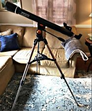 Astronomical Refracting Telescope Newtonian Star Finder Space Astronomer &Tripod