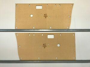 Suzuki 2 Door 2nd Gen Sierra Samurai 1981 - 1998 - Door Cards. Quality Masonite