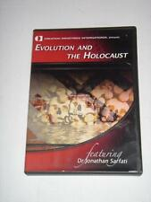 EVOLUTION AND THE HOLOCAUST Dr. Sarfati by Creation Ministries International DVD