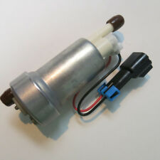 WALBRO 525LPH FUEL PUMP + FITTING KIT SUITS MITSUBISHI LANCER EVO 7/8/9 2.0 2.0L