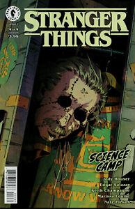 Stranger Things: Science Camp Nr. 4 (2021), Variant Cover C Bak, Neuware, new