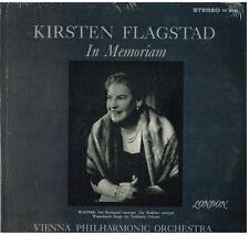 Kirsten Flagstad: In Memoriam / George Solti, Hans Knappertsbusch, Wiener - LP