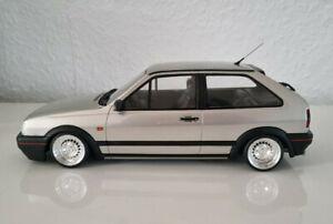 "1:18 VW Polo G40 MK2 mit 14"" Schmidt TH-Line Felgen"