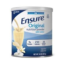 Ensure Original Nutrition Powder Supplement Vanilla 14oz Each