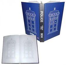 Doctor Who Tardis Police Box Journal