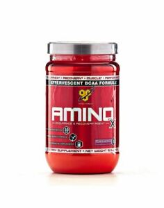 BSN Amino X BCAA Powder Performance Endurance And Muscle Recovery Agent - 435g